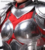 """Bust of Female Armor  """"Flamberg"""""""