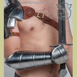 "Gladiator Arm Bracers ""Phoenix"""
