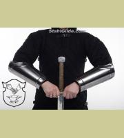 """Arm Bracers """"Lanzelot"""" Premium"""