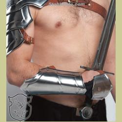 "Gladiator Arm Bracer ""Warlord"""
