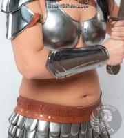 "Gladiator bracer ""Princess of warrior"""