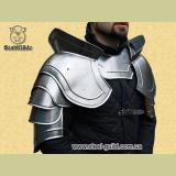 "Pauldrons ""Weg Des Schwertes"" Mod '08 with Blade Breakers"