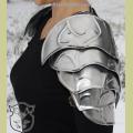 Pauldrons Shoulders Elven
